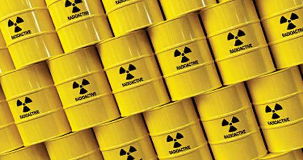 مشکل پنجاه ساله زبالههای اتمی برطرف شد