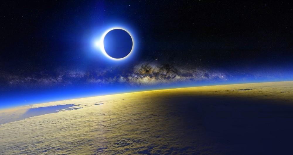 تاثیرات خورشیدگرفتگی بر دمای زمین