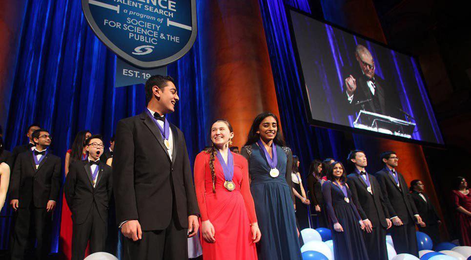 نوجوان آمریکایی جایزه ۱۵۰۰۰۰ دلاری اختراعات درجه یک را برد
