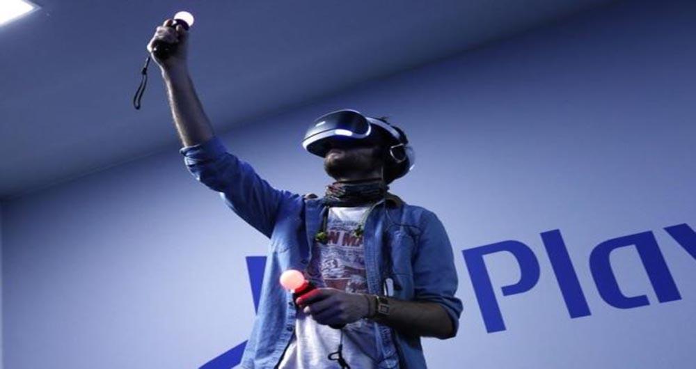 عرضه جهانی واقعیت مجازی پلی استیشن از ماه اکتبر