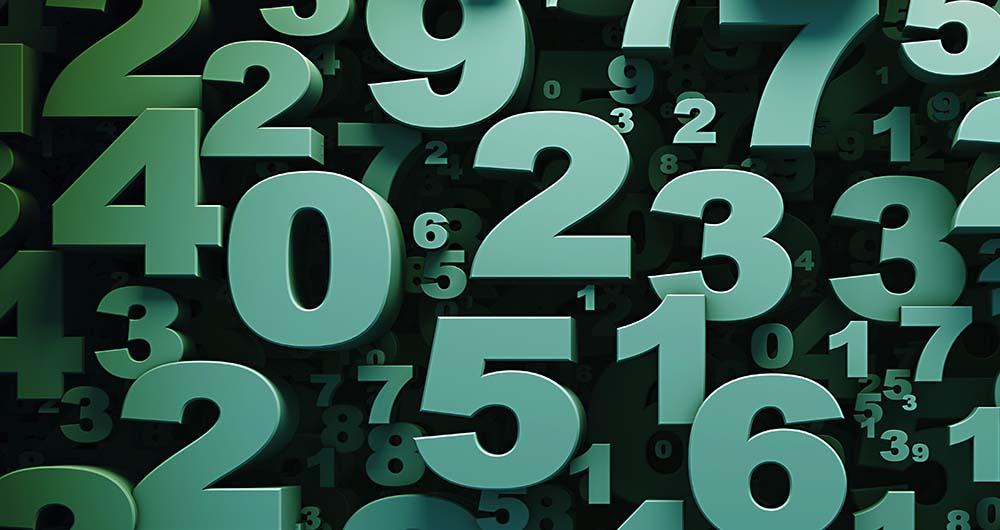 یافته هایی که نشان می دهد توزیع اعداد اول تصادفی نیست
