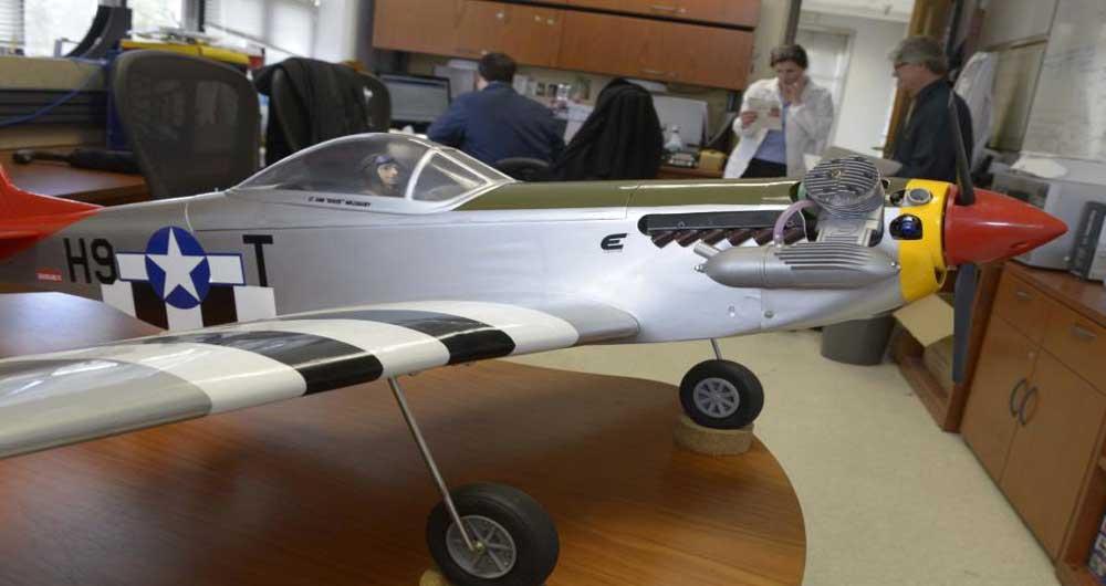 پرواز هواپیمای آزمایشی با سوخت حاصل از دریا