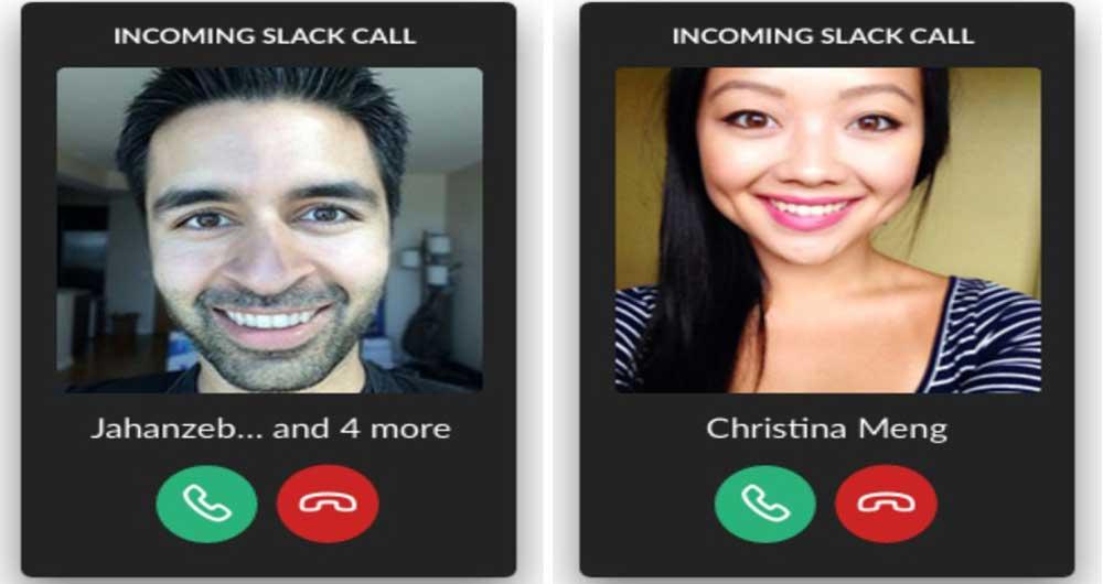 رقابت Slack با اسکایپ و گوگل هنگ اوت بر سر ویژگیهای تماس