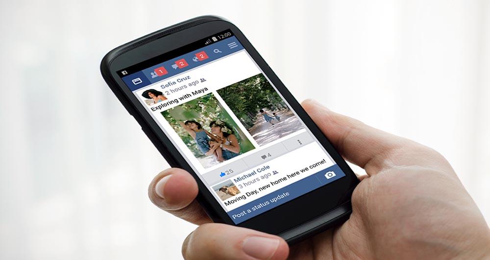 عبور فیس بوک لایت از مرز صد میلیون کاربر