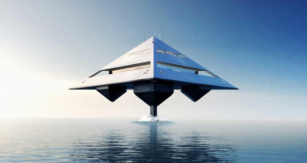 tetrahedron-superyach