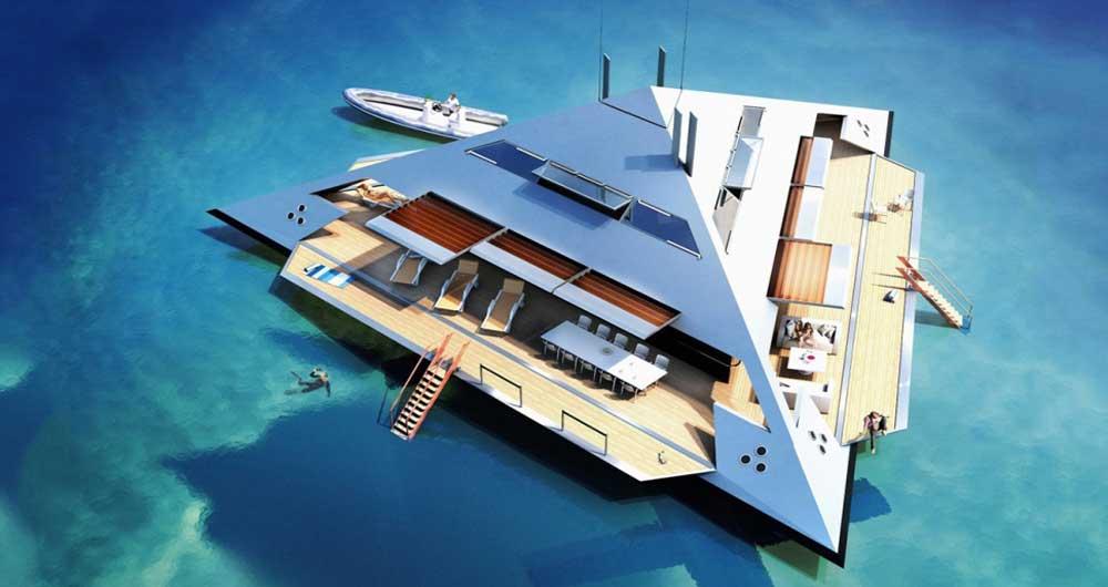 آیا این کشتی فوق مدرن ساخته خواهد شد؟