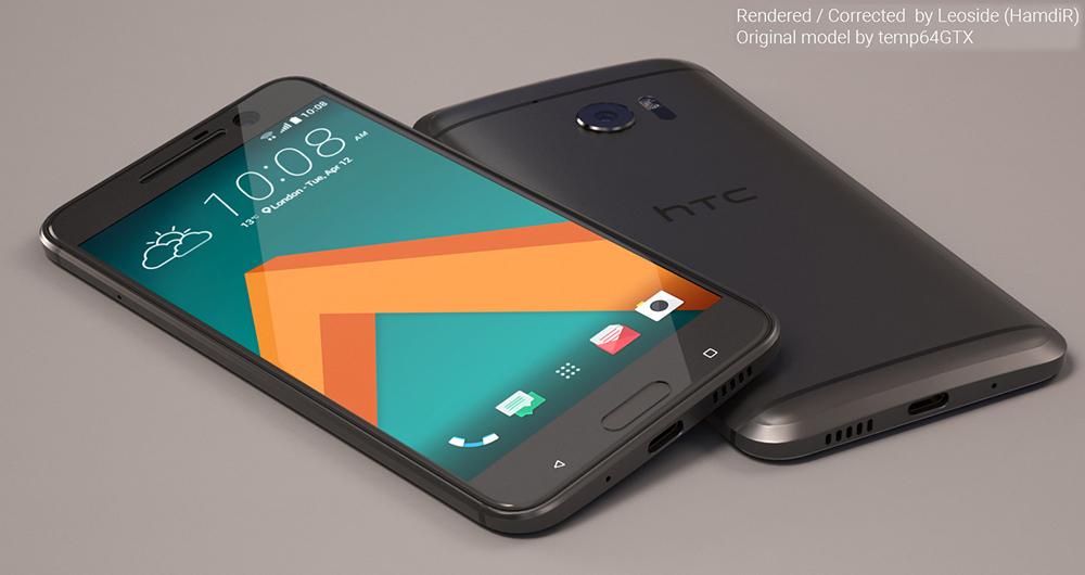 دو نسخه از گوشی HTC 10 تاییدیه FCC دریافت کردند