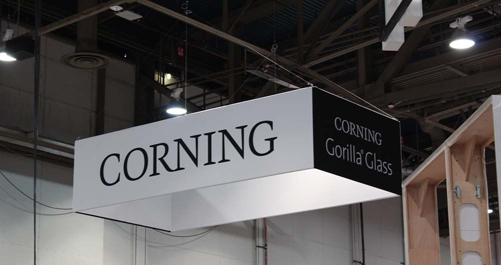 نسل جدید پنلهای محافظ نمایشگر کمپانی کورنینگ معرفی شد!