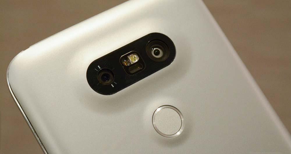 الجی: بدنه گوشی جی ۵ تمام آلومینیومی است!