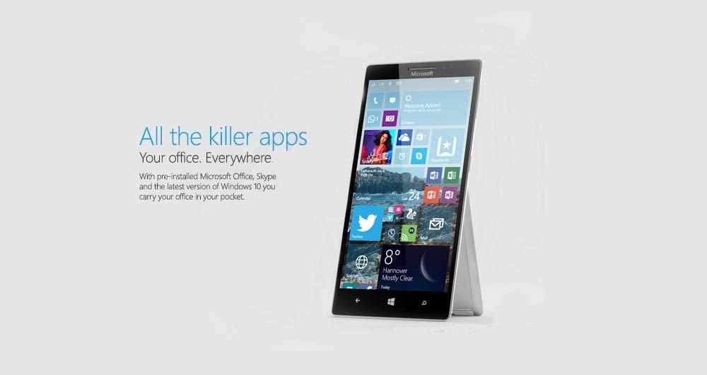 مایکروسافت صنعت موبایل را دگرگون میکند؛ سه سرفیسفون در سال ۲۰۱۷ معرفی میشوند