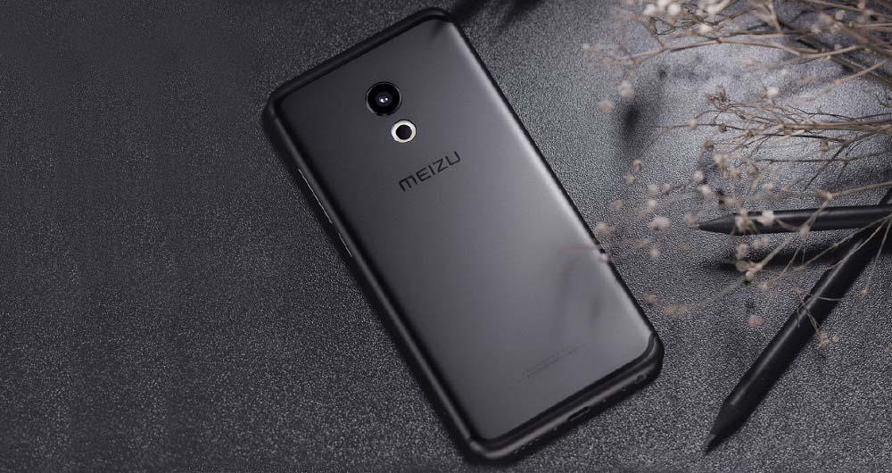 گوشی Meizu Pro 6 به فلش دایرهای و متشکل از ۱۰ چراغ LED مجهز میشود