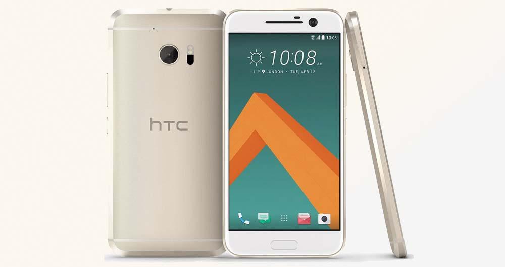 گوشی HTC 10 معرفی شد؛ اسنپدراگون ۸۲۰، رم ۴ گیگابایتی و قیمت ۶۹۹ دلار!