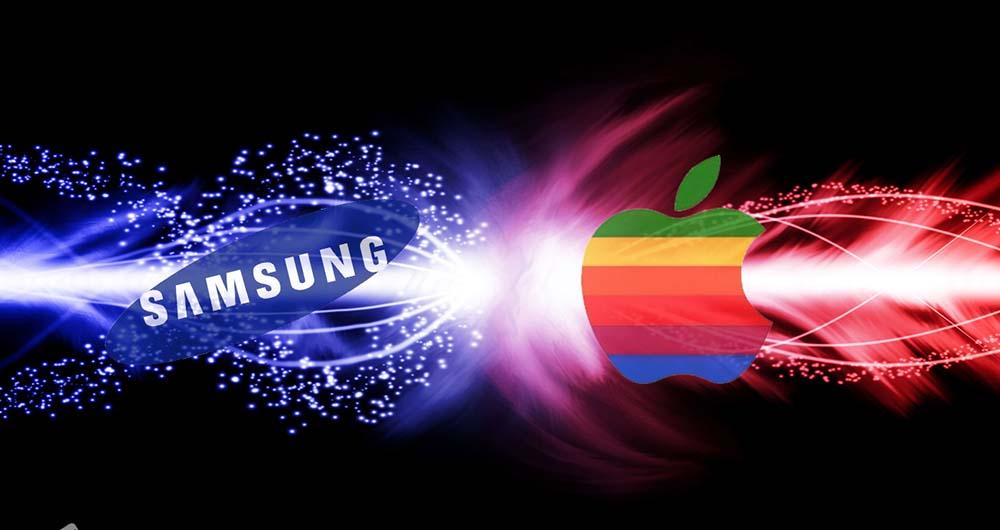 سامسونگ و اپل، دو رقیب دیرینه و همیشگی مجددا باهم همکاری میکنند!