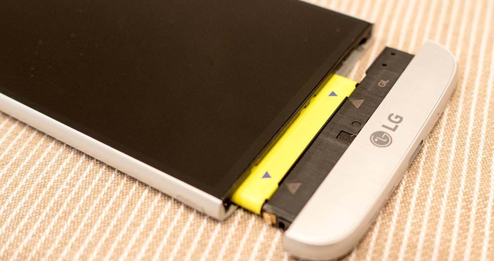 چالش الجی جی ۵: آیا یک گوشی میتواند از بدنه یکپارچه و در عین حال ماژولار بهرهمند شود؟