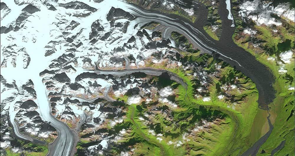 انتشار 2.95 میلیون قطعه عکس ماهوارهای از سطح زمین توسط ناسا