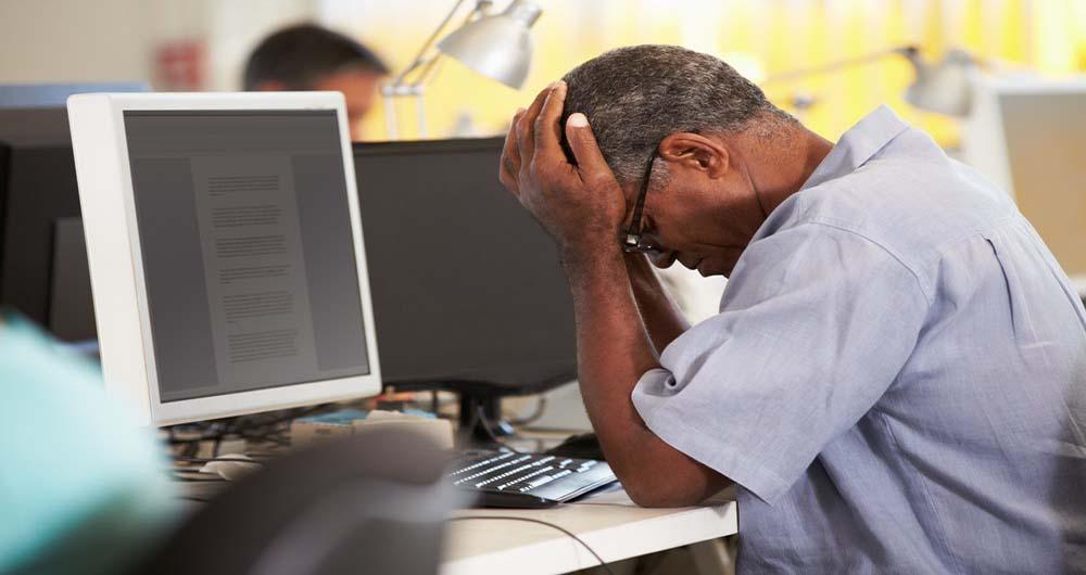 اندازه گیری میزان استرس افراد با موس کامپیوتر