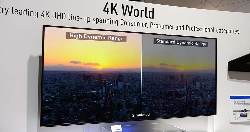 معرفی فناوری HDR و بررسی آن