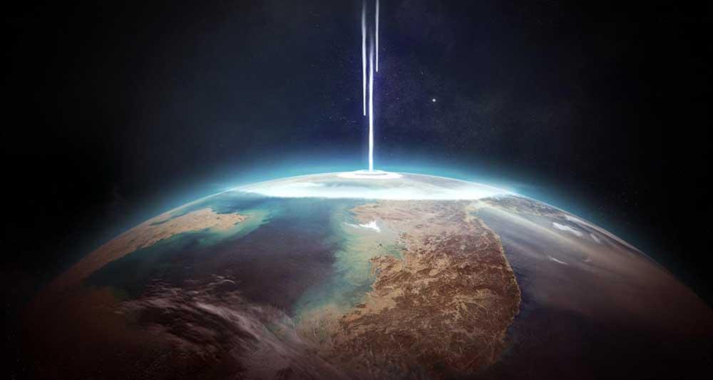 پنهان کردن کره زمین با لیزر
