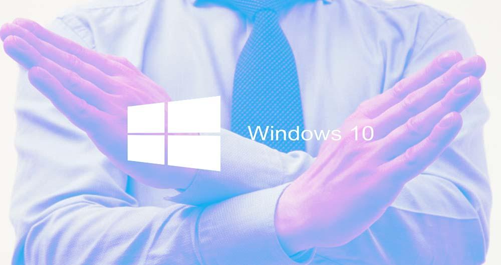 چگونه از ارتقای سیستم عامل خود به ویندوز ۱۰ جلوگیری کنیم؟