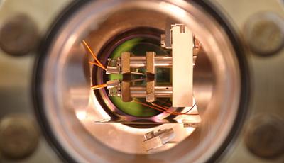 ساخت کوچک ترین دستگاه ها با موتور تک اتمی