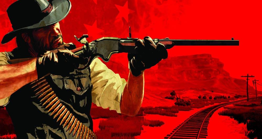 نقشه Red Dead Redemption 2 لو رفت!