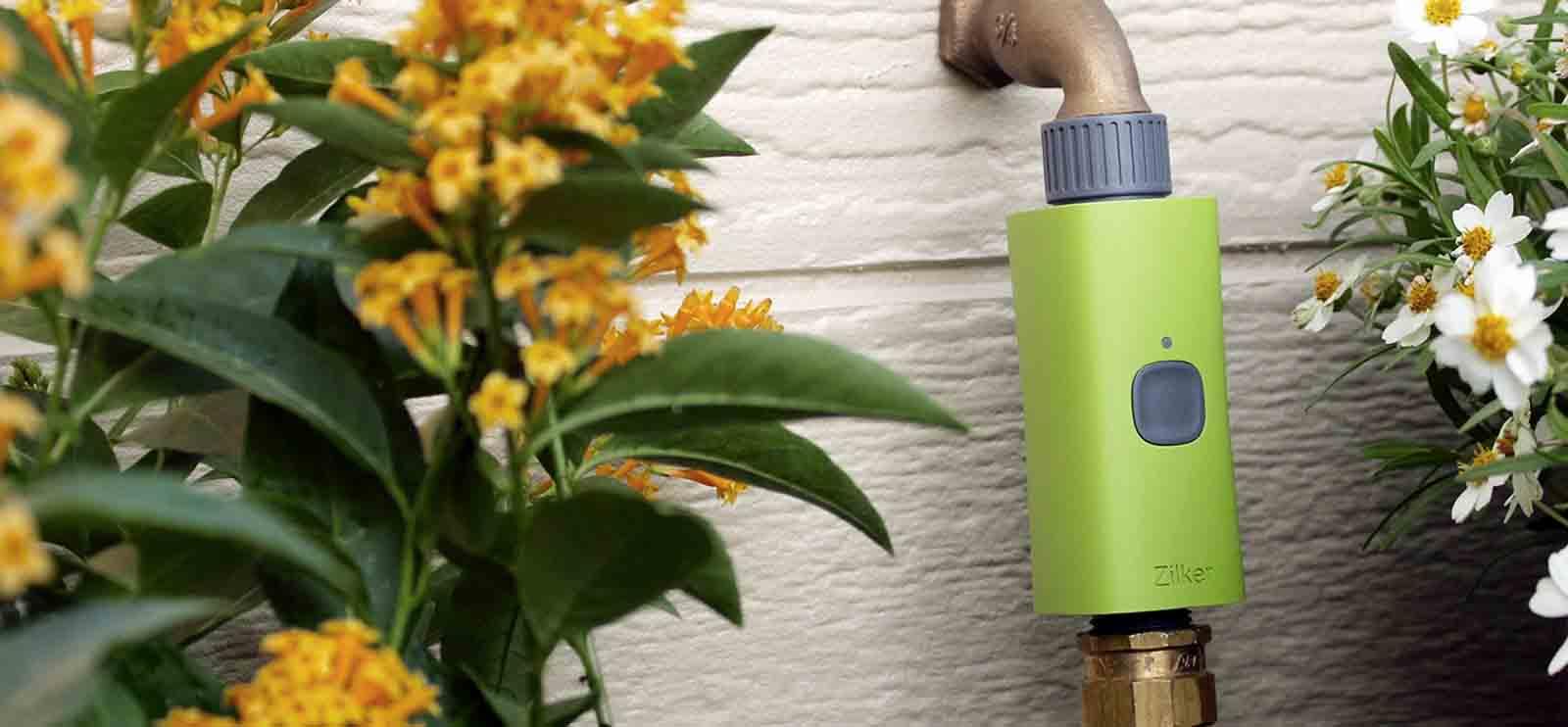 رونمایی از جدیدترین سیستم آبیاری هوشمند