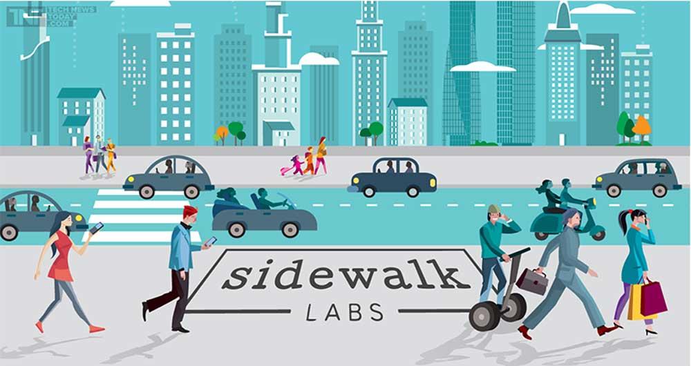 آزمایشگاه گوگل شهر هوشمند میسازد