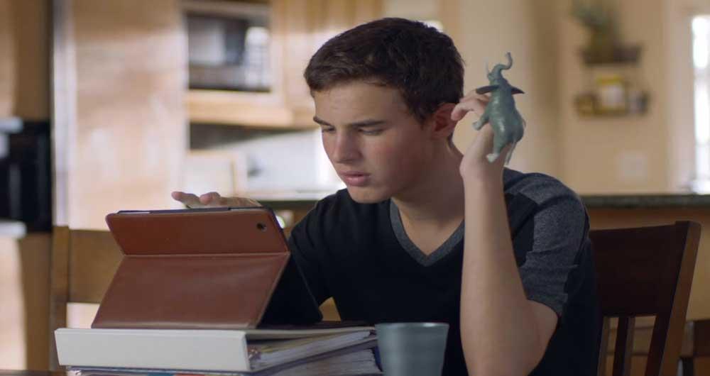 ویدئوی اپل برای روز جهانی اوتیسم