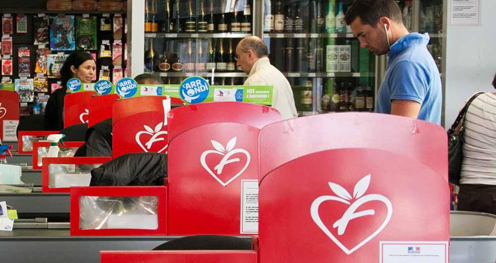 روش جدید پرداخت در فروشگاه ها از اتلاف وقت جلوگیری می کند