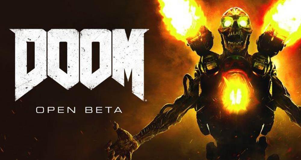 نسخه بتای بازی DOOM یک روز دیگر تمدید شد