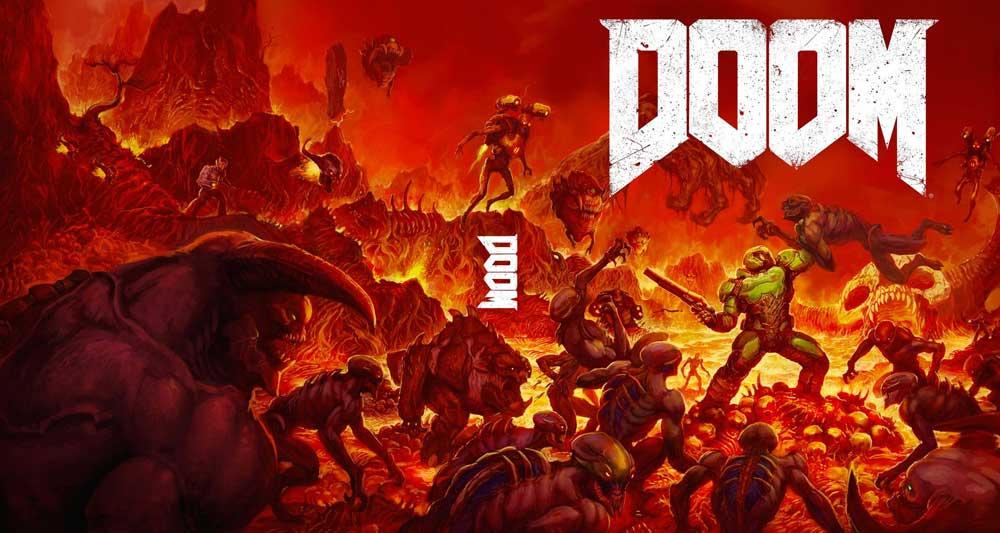 تاریخ شروع نسخه بتای بازی DOOM مشخص شد