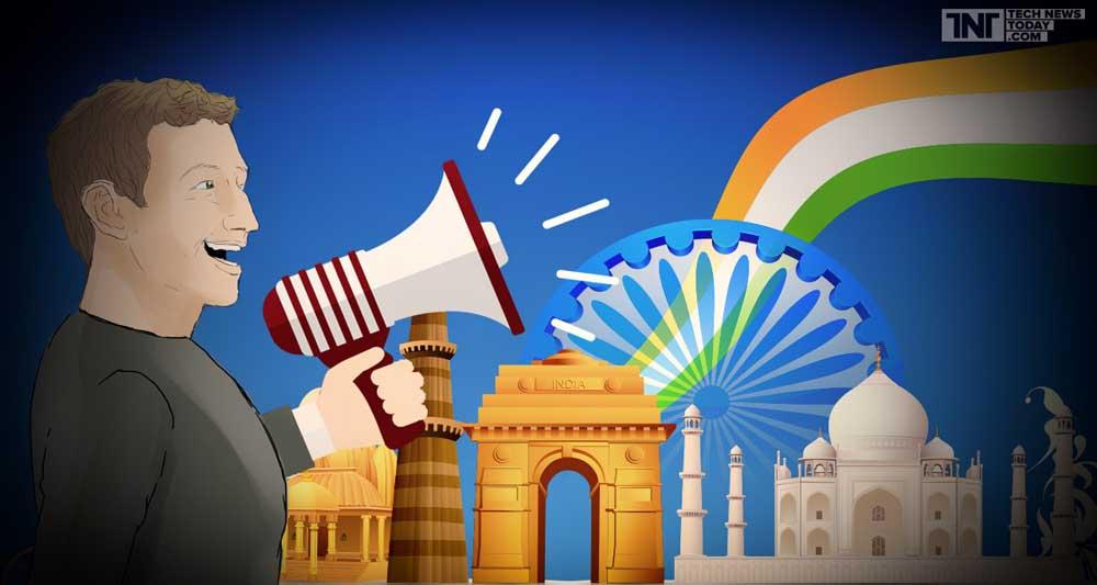 دولت هند فیسبوک را تهدید به تحریم کرد