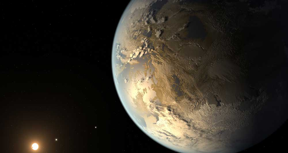 کشف همتای زمین در منظومه مجاور