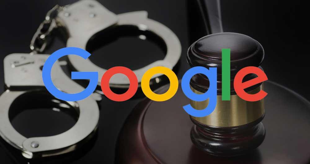مجازات سایت های متخلف توسط گوگل