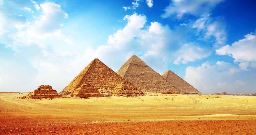 بر ملا شدن اسرار اهرام مصر توسط فناوری
