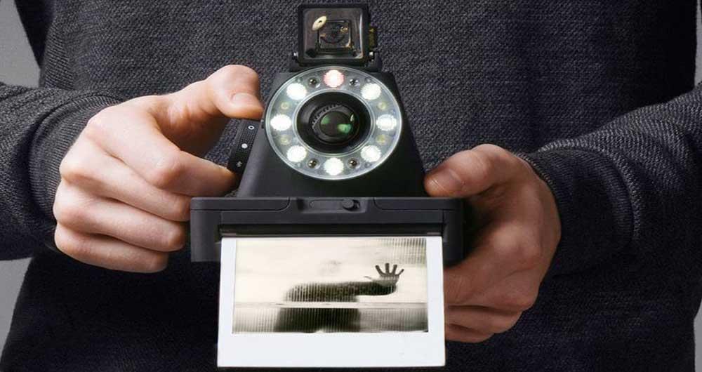 دوربین پولاروید I-1 ، تلفیقی از گذشته و حال