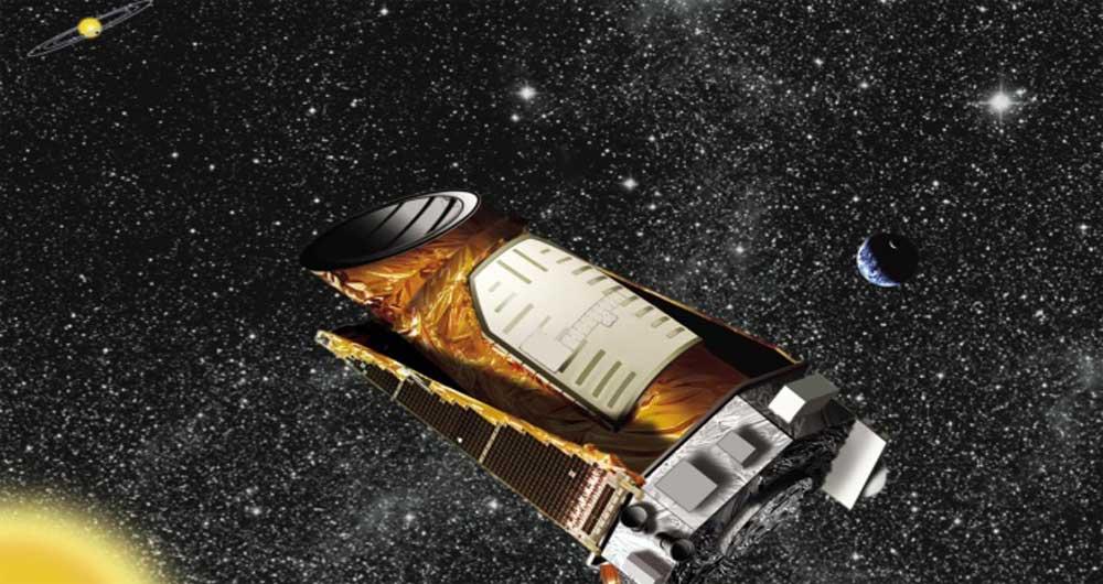 علت ناشناخته بروز وضعیت اضطراری در فضاپیمای کپلر