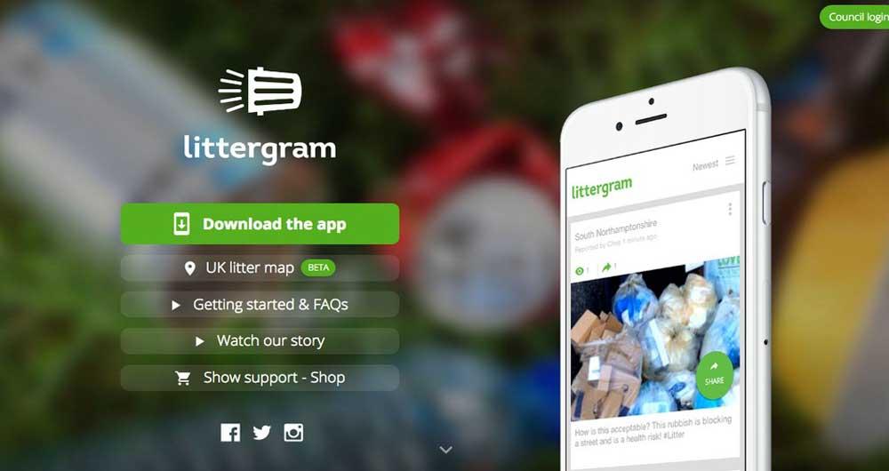جدال اینستاگرام برای تغییر نام لیترگرام