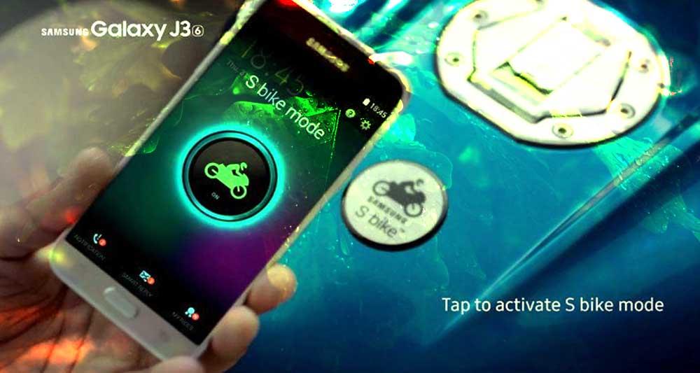 اختراع جدید سامسونگ در گوشی Galaxy J3