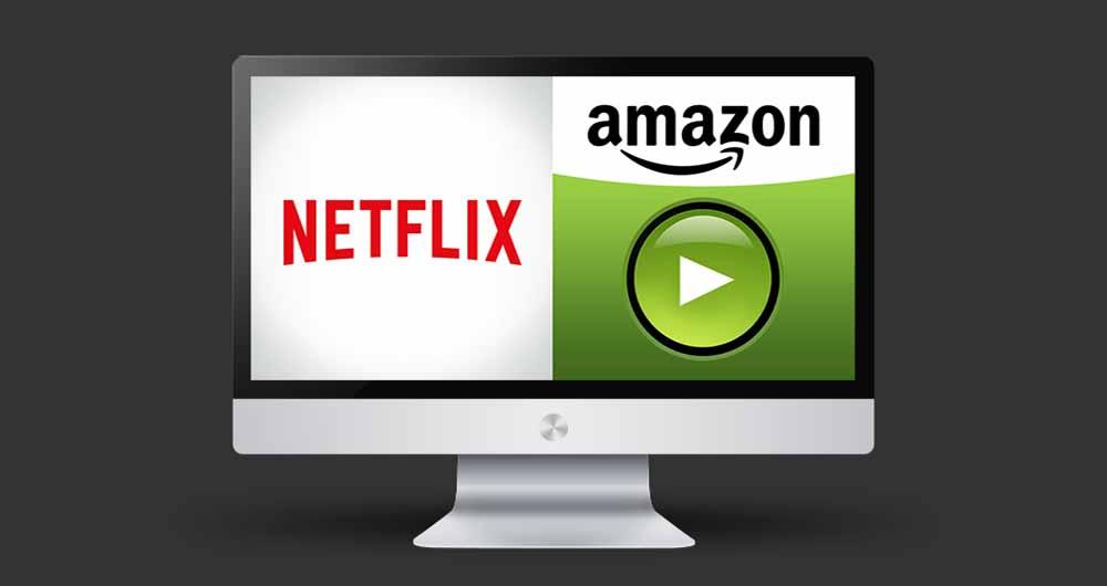 وحشت نتفلیکس از ورود آمازون در حوزه ارائه سرویس ویدئویی