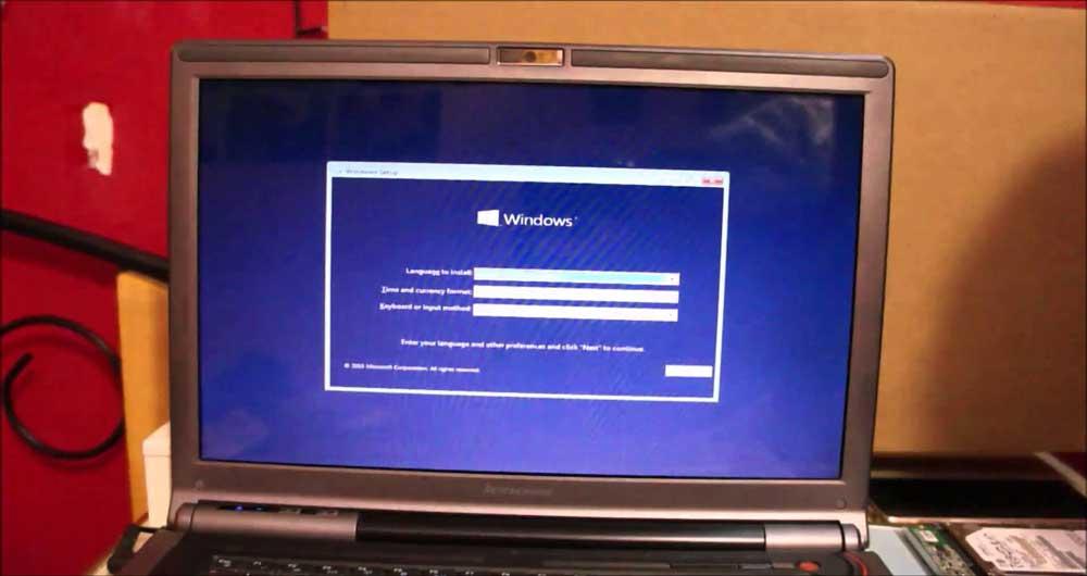 طریقه فرمت هارد دیسک در ویندوز ویستا، ۷، ۸ و ۱۰ و راه اندازی مجدد ویندوز ۱۰