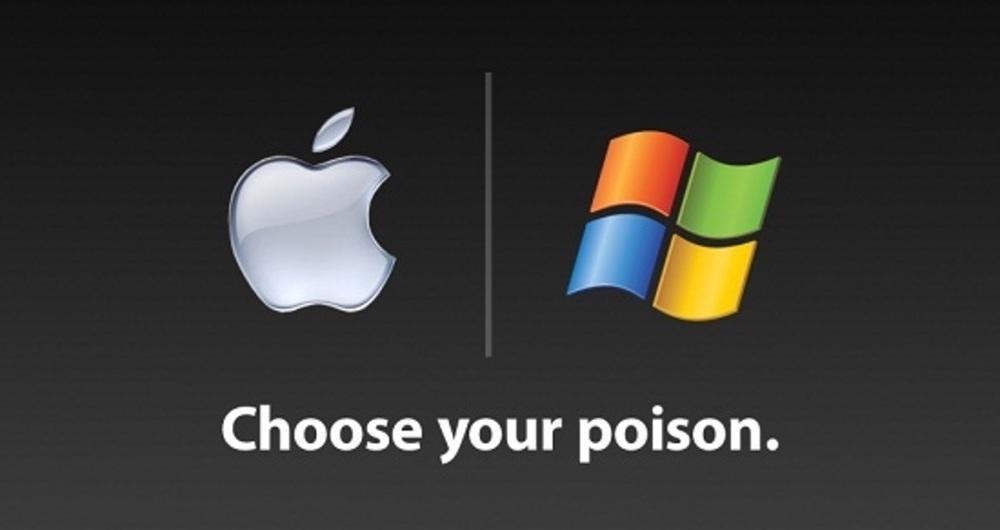 مایکروسافت هم برای اپل کار می کرد