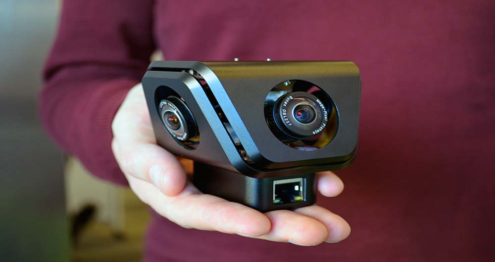 دوربین جدیدی که هیجان واقعیت مجازی را افزایش می دهد
