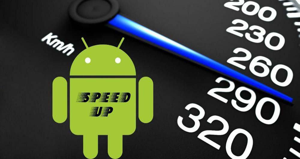 ۶ روش به منظور افزایش سرعت عملکرد دستگاههای اندرویدی