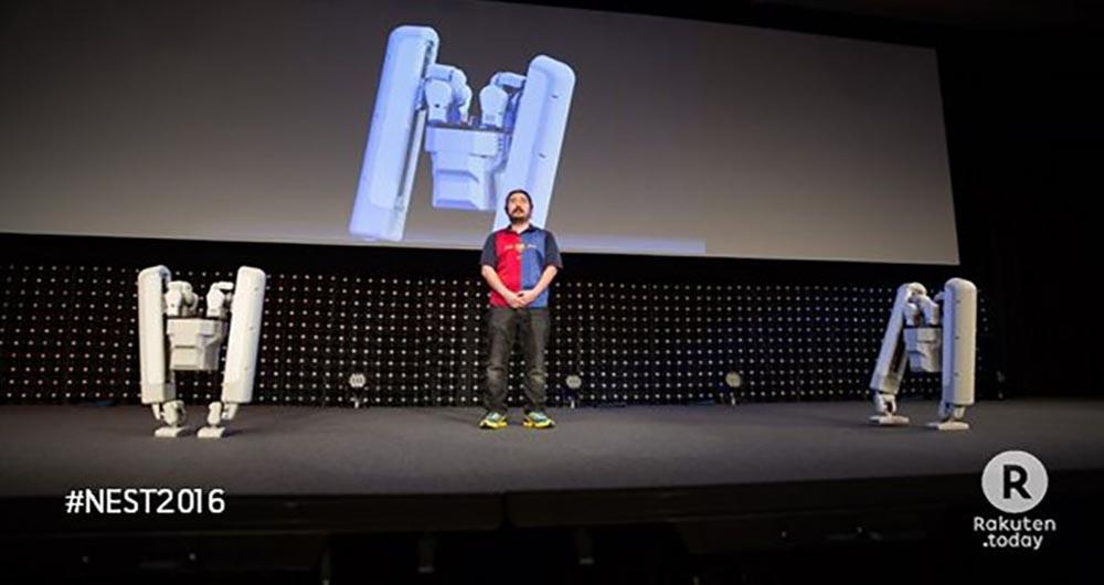 ربات دو پا، جدیدترین محصول شرکت آلفابت