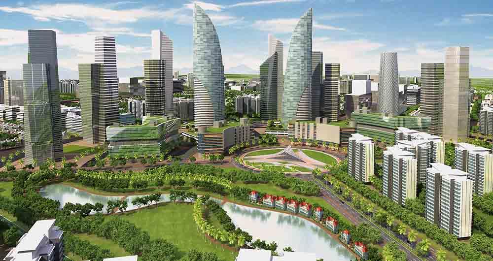 شهرهای هوشمند دنیای فردا را می سازند
