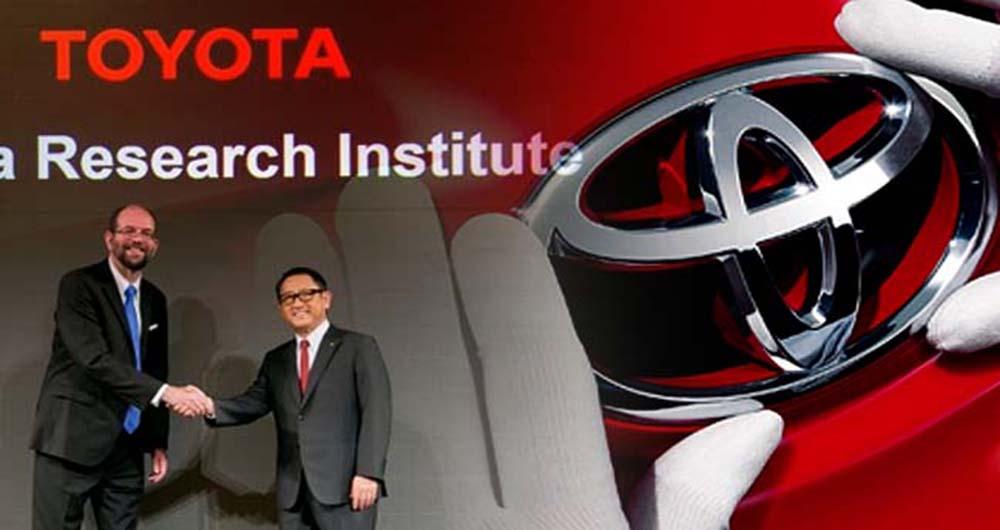 افتتاح خط تولید جدید اتومبیل های بدون راننده در تویوتا