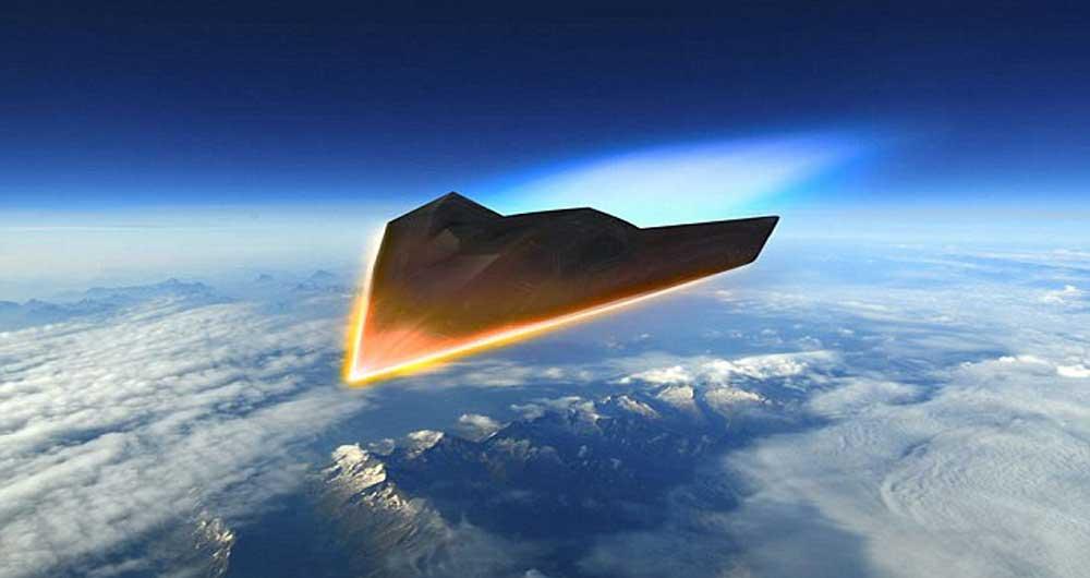 ورود فناوری مدرن در رقابت تسلیحاتی سه ابرقدرت جهانی