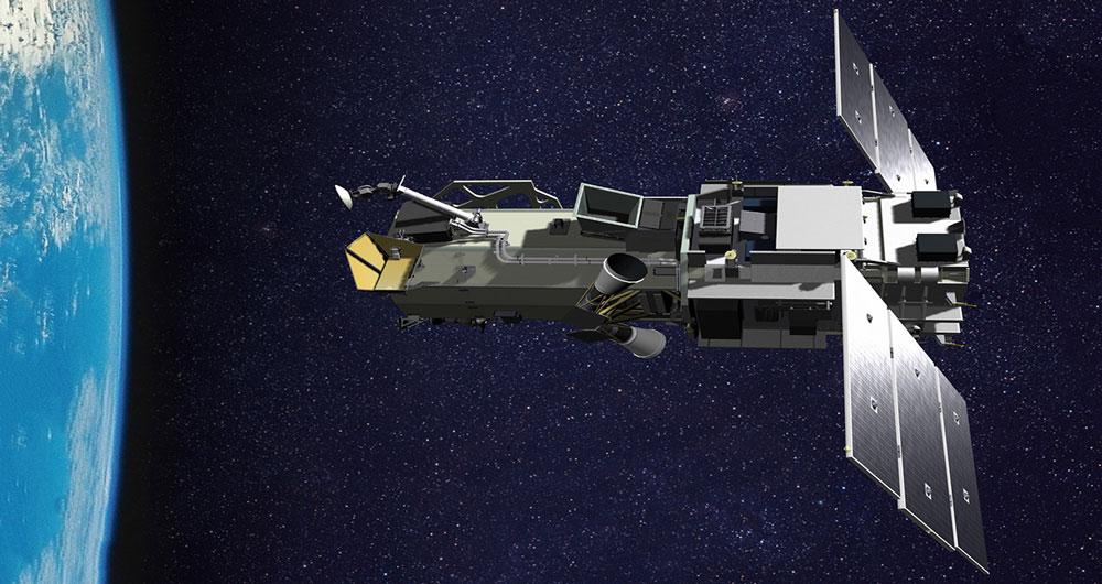 راه اندازی چهار آزمایشگاه برای تست سنجندههای فضایی