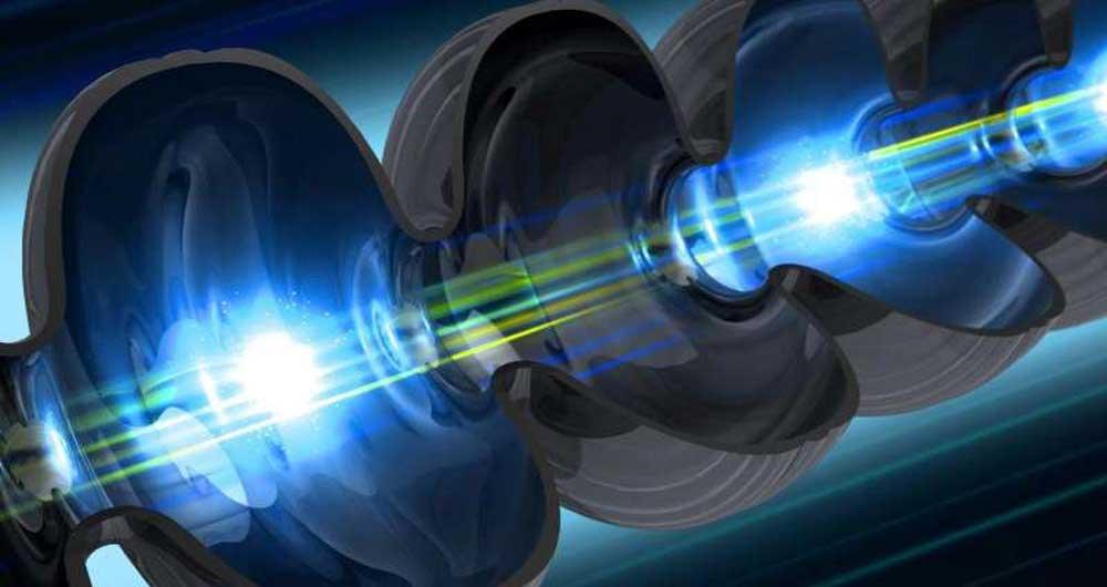 ساخت قویترین لیزر جهان